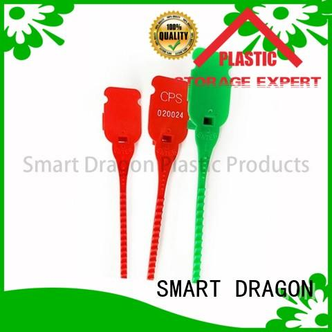 Quality SMART DRAGON Brand security time plastic bag security seal