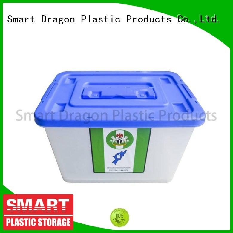 Wholesale plastics ballot box company SMART DRAGON Brand