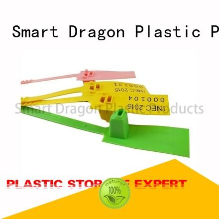 high security truck seals security disposable SMART DRAGON Brand company