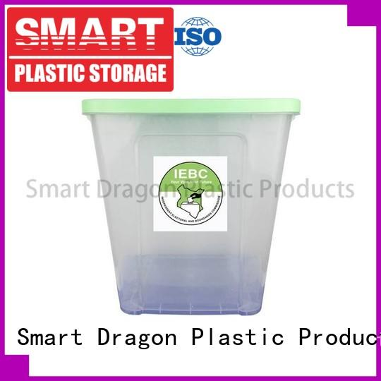 Quality SMART DRAGON Brand material plastic products