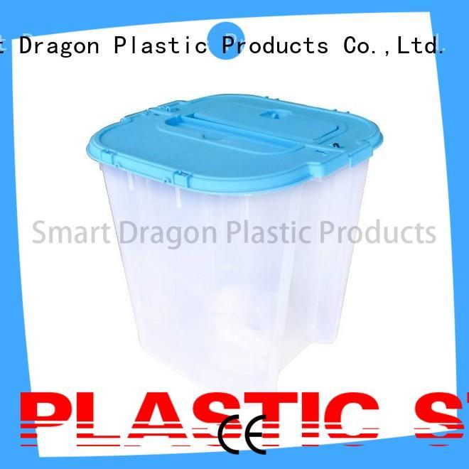 SMART DRAGON latest transparent ballot box factory for election