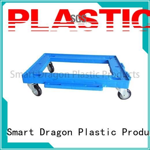 SMART DRAGON four-wheel folding hand truck high-quality for deck