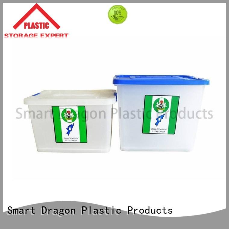 SMART DRAGON newest material the ballot box standing for election