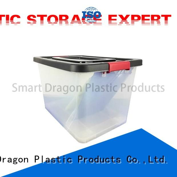 plastic containers semi for shipping SMART DRAGON