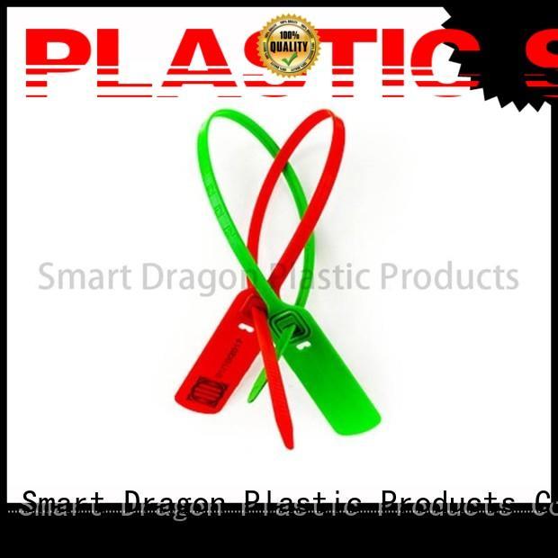 high security truck seals serial tear plastic Warranty SMART DRAGON
