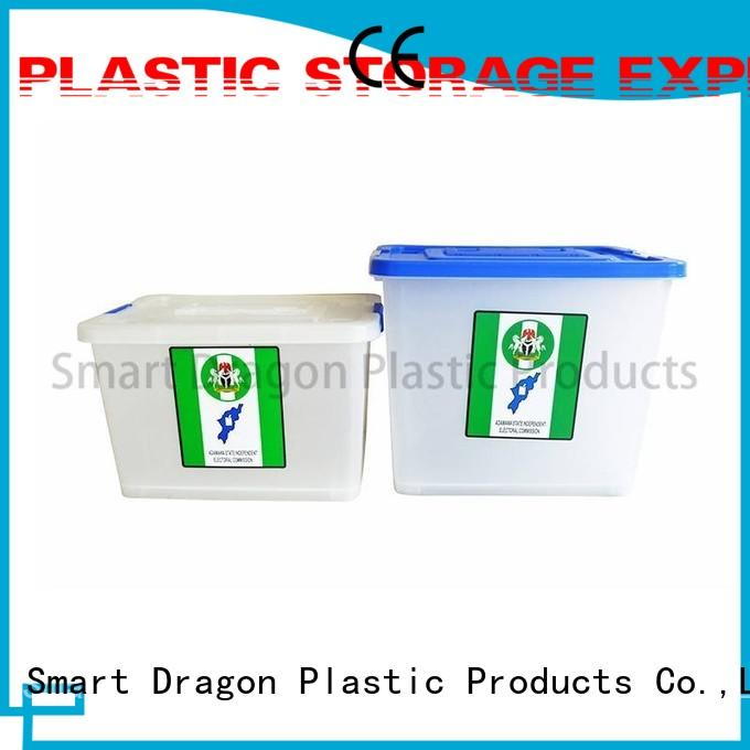 SMART DRAGON best rated recyclable ballot boxes manufacturing site for election