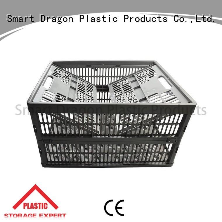 Custom pp perforated storage baskets SMART DRAGON box