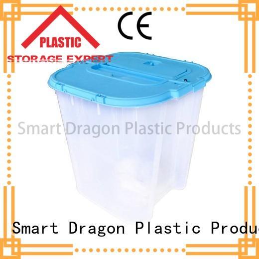 100% Polypropylene Material 38l Ballot Transparent Voting Box