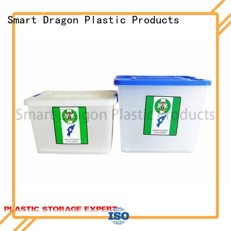 SMART DRAGON Brand ecofriendly ballot box company hard supplier