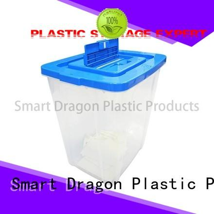 plastics disposable material ballot box company SMART DRAGON Brand