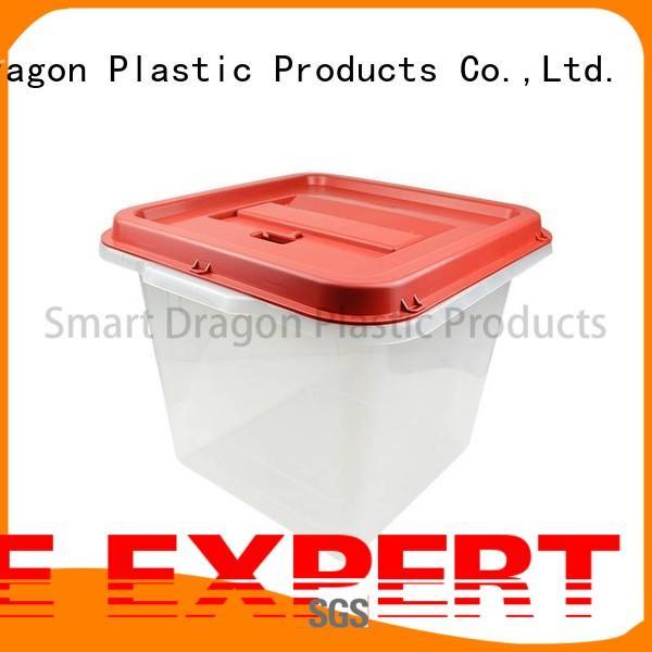 SMART DRAGON latest plastic storage bins buy now for election