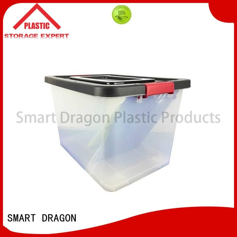 SMART DRAGON cheap pretty storage boxes with lids OEM for ballot