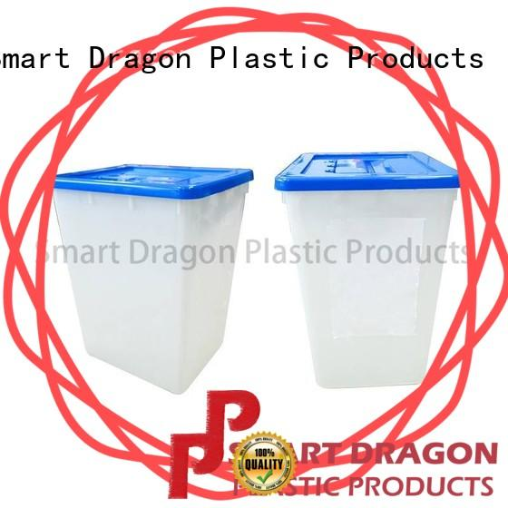 newly plastic voting boxes lid for election SMART DRAGON
