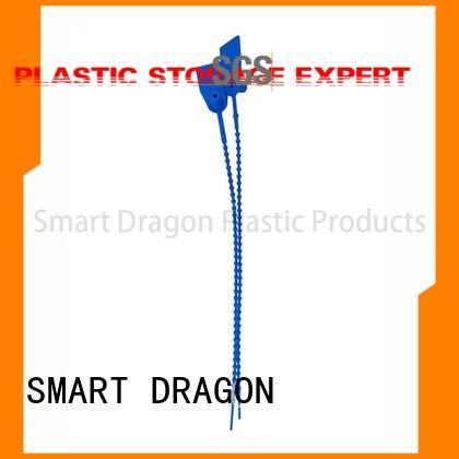 seamless plastic truck seals tigh for voting box SMART DRAGON