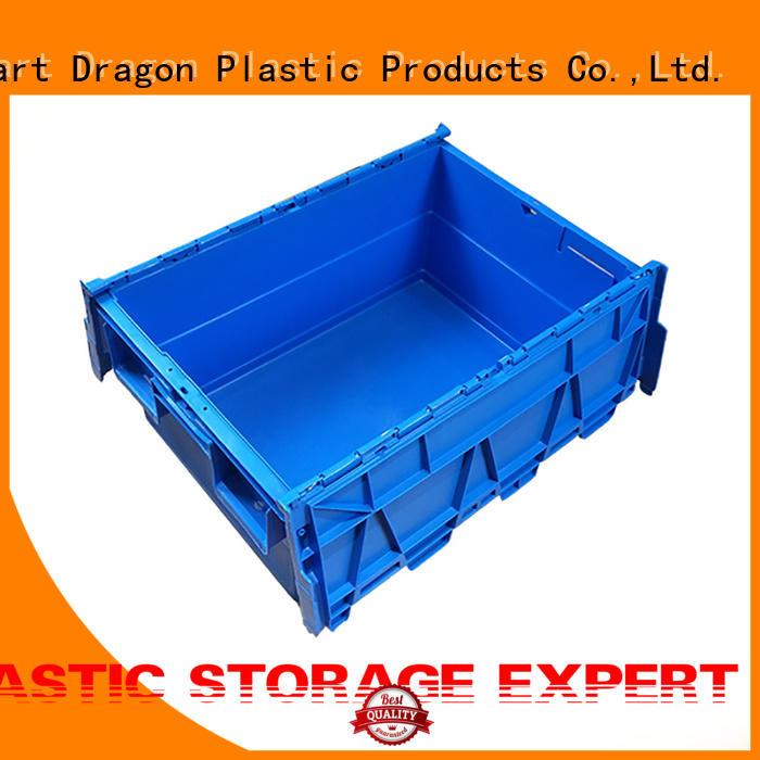 crate turnover SMART DRAGON Brand plastic turnover boxes