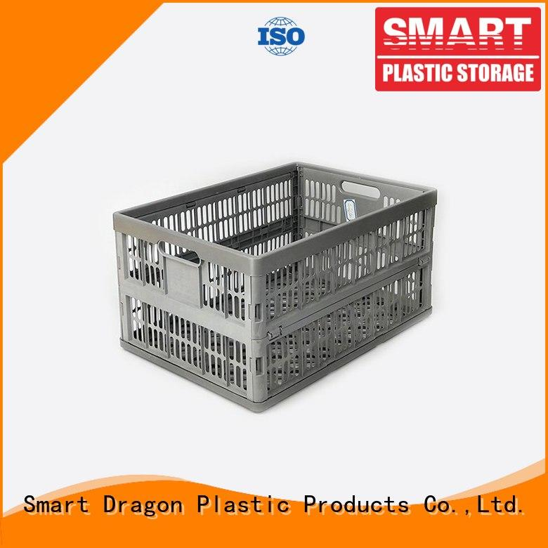 SMART DRAGON multi-function storage baskets perforated for shipment