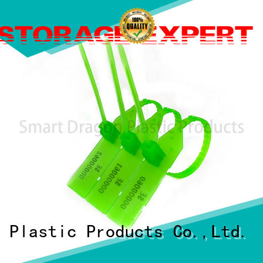 seals 180mm plastic bag security seal seal SMART DRAGON