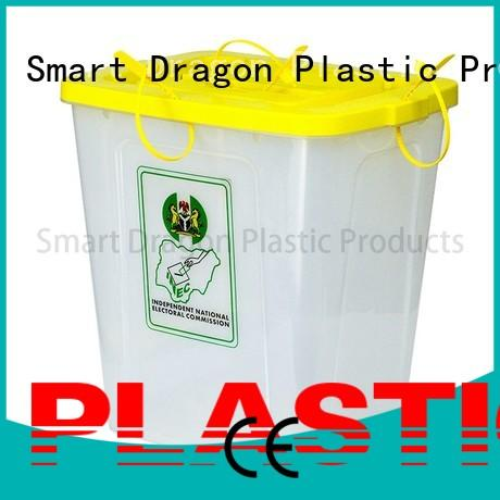 ballot box company hard 65l SMART DRAGON Brand plastic products