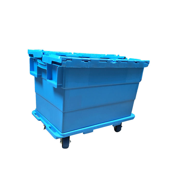 latest turnover crate with lid containers features for shipping-2