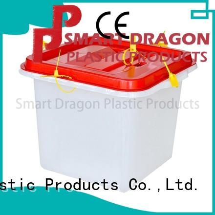 SMART DRAGON security recyclable ballot boxes buy now for election