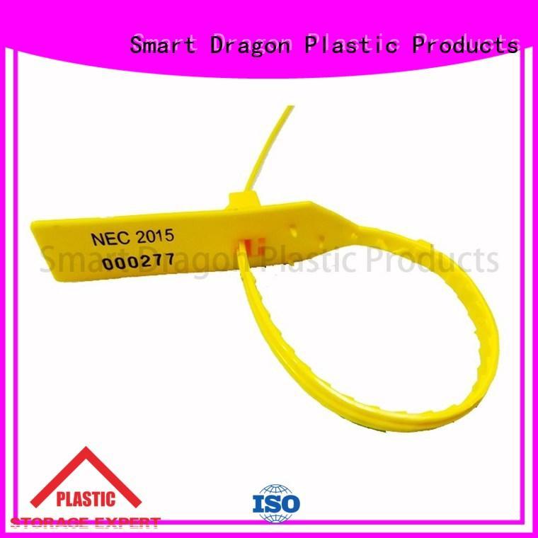 SMART DRAGON Brand standard strip high security truck seals tamper supplier