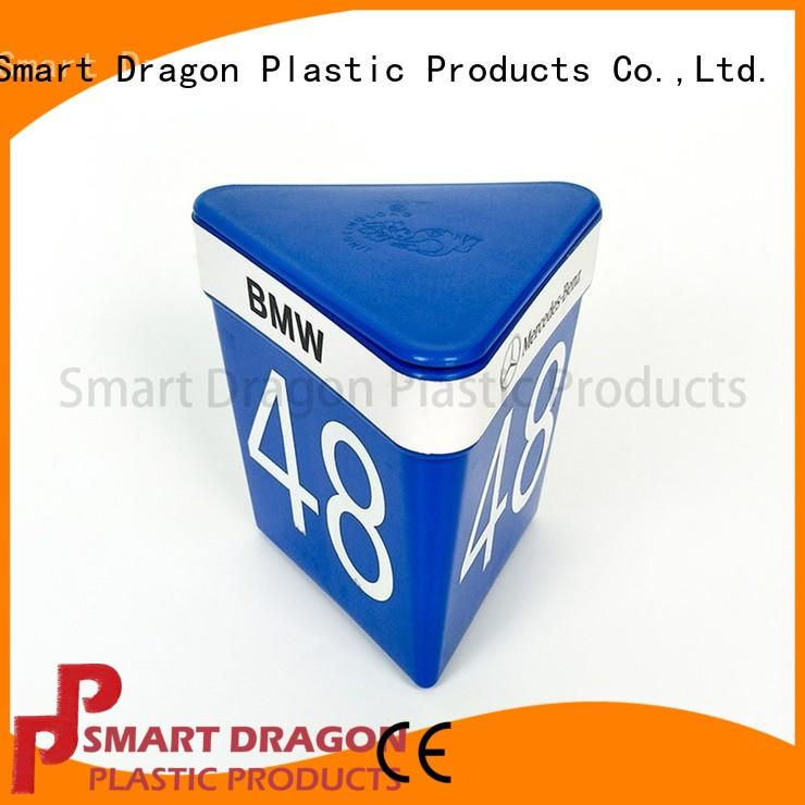 plastic magnetic roof sign customized for vehicle SMART DRAGON