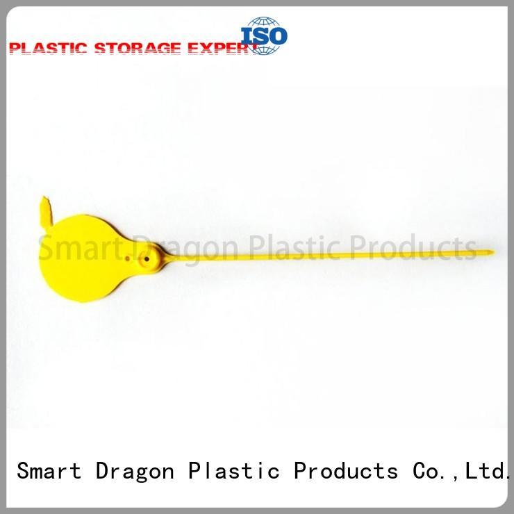 Total Length 208mm Pp Material Plastic Security Seal