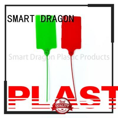 adjustable evident plastic bag security seal proof SMART DRAGON Brand company