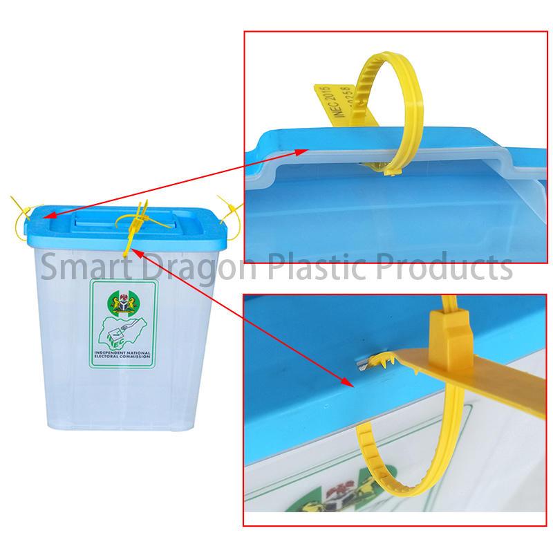 SMART DRAGON-Pp Material 50l-60l Ballot Boxes Voting Box - Smart Dragon Plastic Products-1