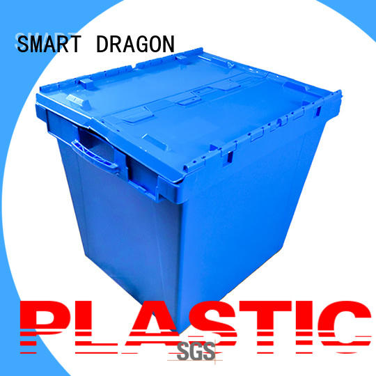 high-quality stackable turnover box basket manufacturers for wholesale