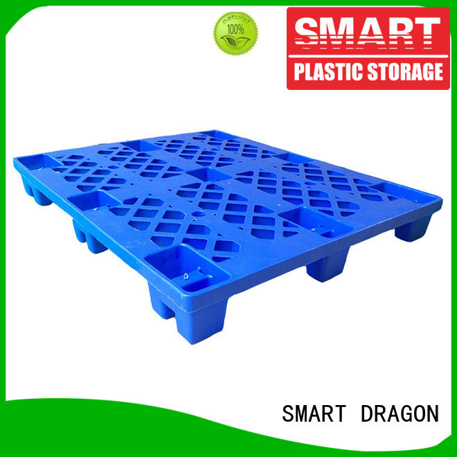 latest recycled plastic pallets design Supply for storage