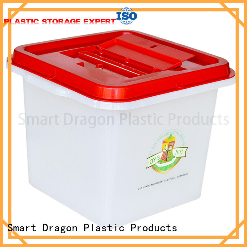 pp voting boxes wholesale colored for election SMART DRAGON
