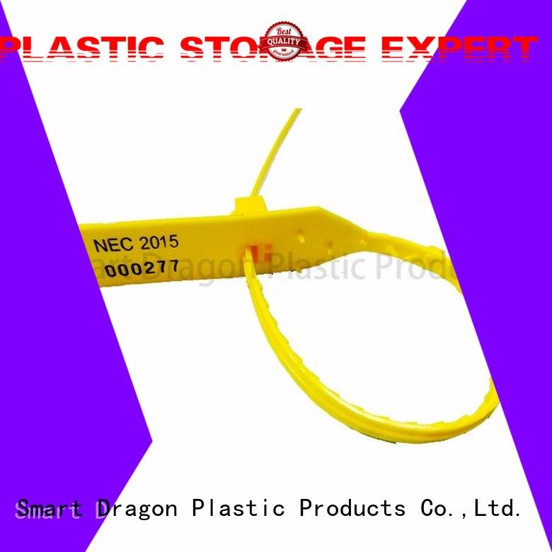 SMART DRAGON pp material plastic seal for container standard for packing