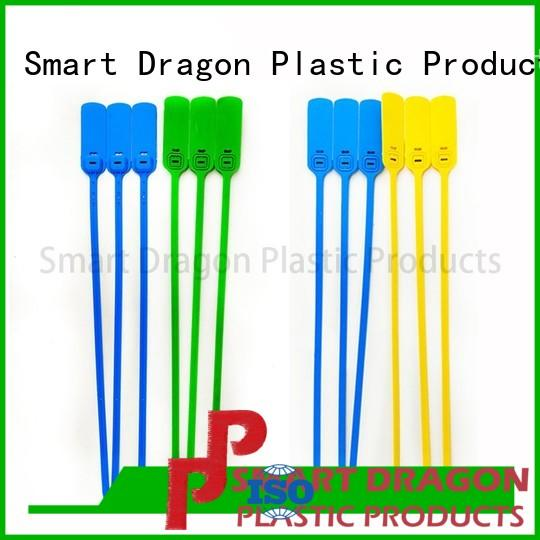 container plastic seal for container pressure for ballot box SMART DRAGON