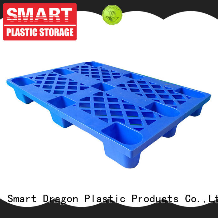 racking rackable plastic pallets fro shipping