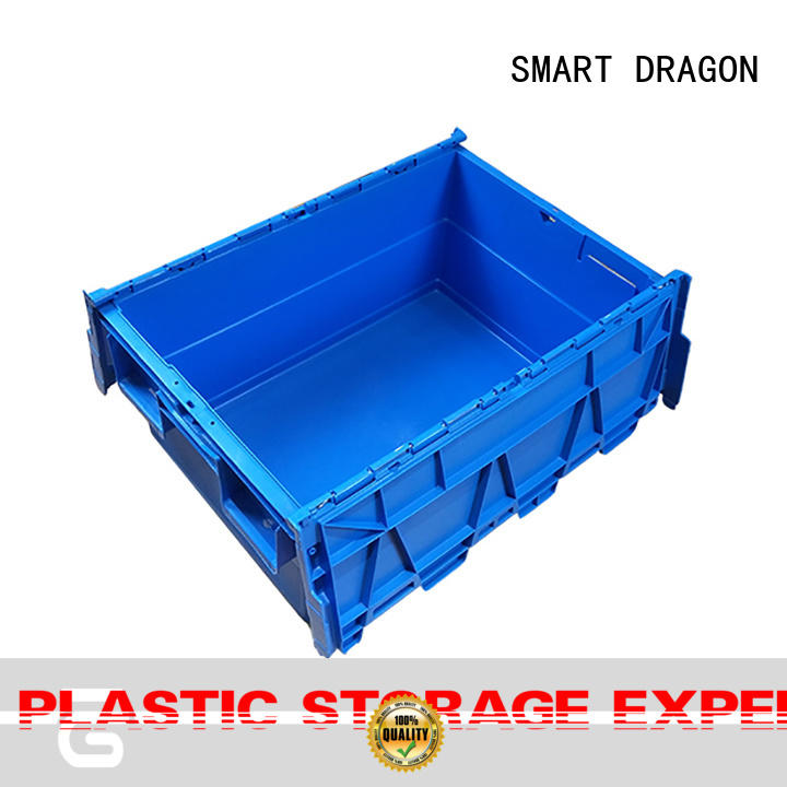 SMART DRAGON how much plastic crates features for wholesale