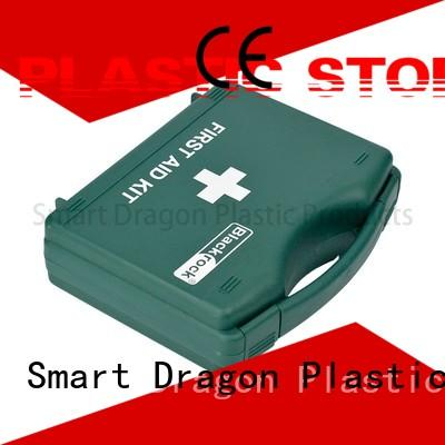 SMART DRAGON bulk production red first aid box portable first aid kit