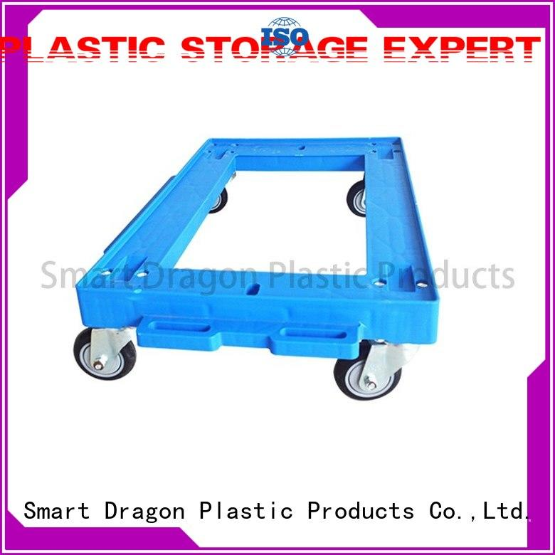 garden trolley plastic truck moving plastic trolley manufacture