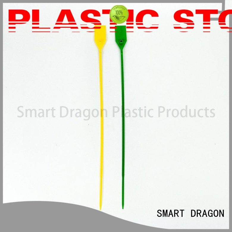 SMART DRAGON time plastic seals fire for voting box