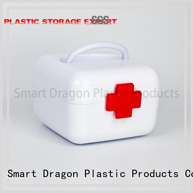 pp material medicine boxes for elderly high-quality for pharmacy SMART DRAGON