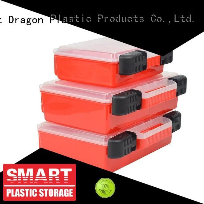 SMART DRAGON Brand travel camping plastic medicine box manufacture