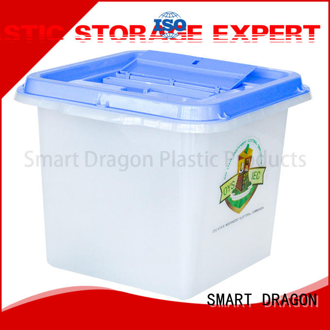 65l boxes disposable SMART DRAGON Brand plastic products supplier