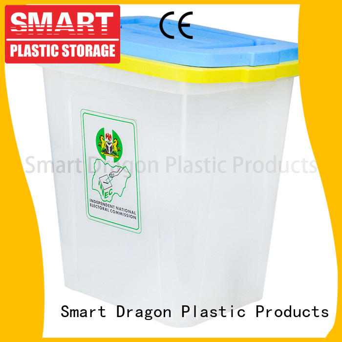 high-quality ballot box suppliers polypropylene features for election