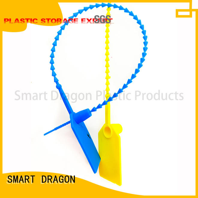 traffic tamper proof security seals tight for voting box SMART DRAGON