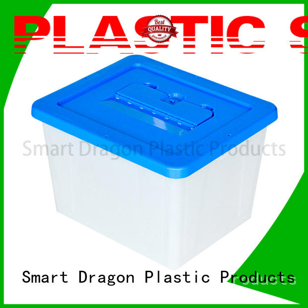SMART DRAGON top rated 86l ballot box manufacturing site for election