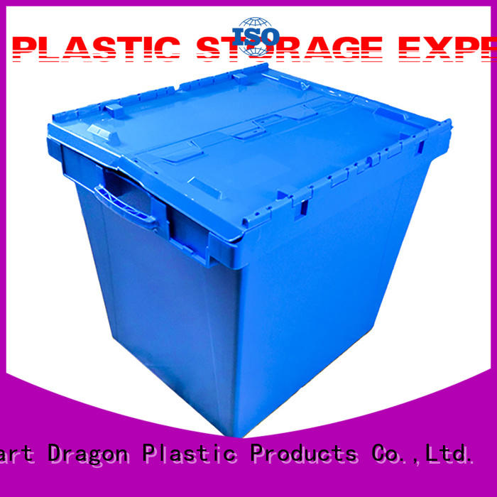 stackable turnover box quality for wholesale SMART DRAGON