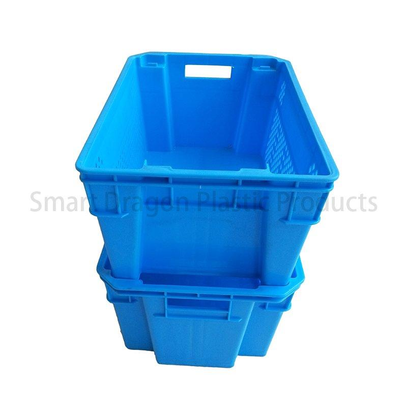 large crate easy SMART DRAGON Brand turnover crate manufacture