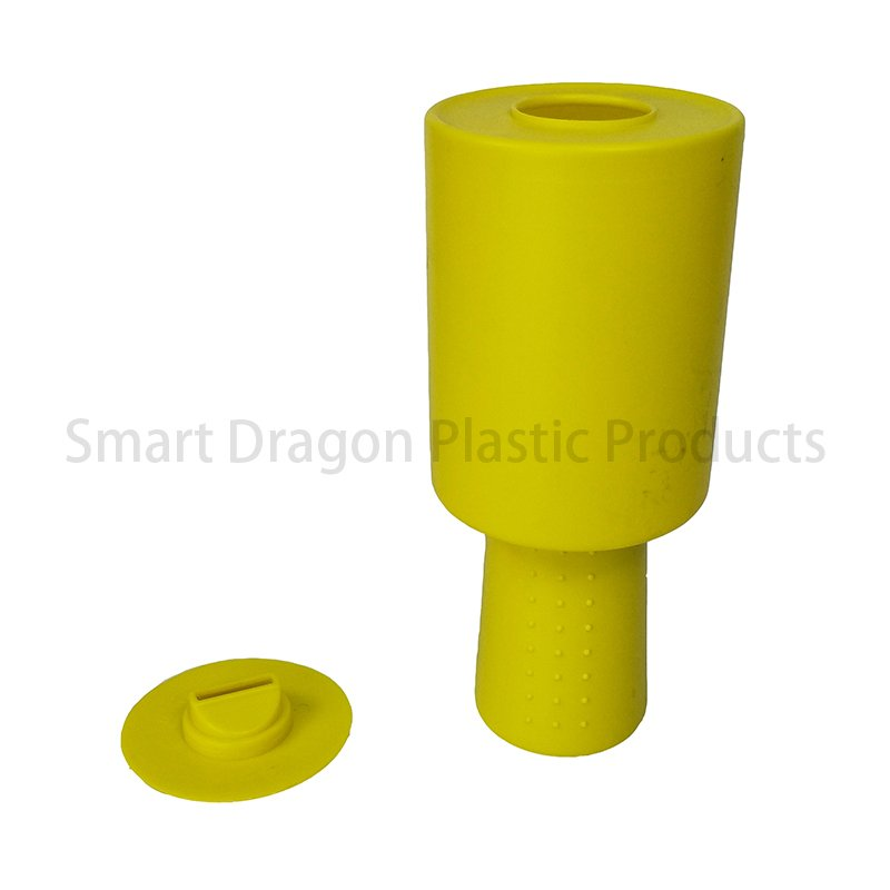 SMART DRAGON Yellow Plastic Charity Collection Donation Boxes with Hand Held Plastic Charity Boxes image115