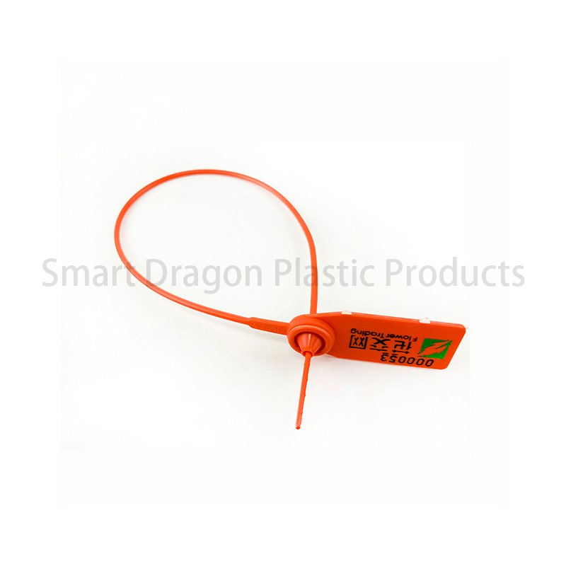 SMART DRAGON Pull Up Seal High Security Plastic Cable Tie 370mm Plastic Security Seal image34