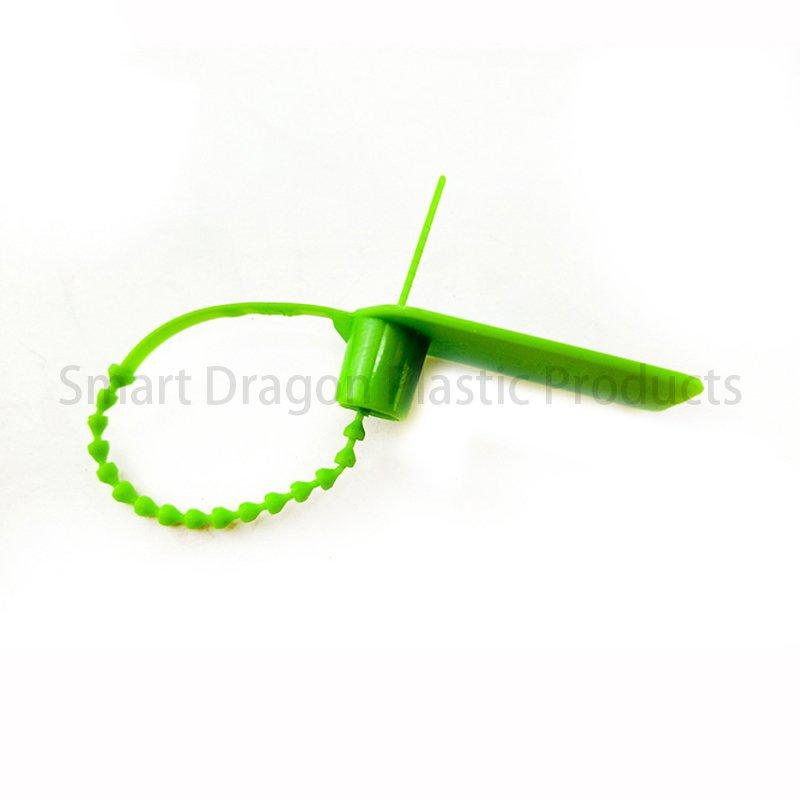 PP Self-Locking Plastic Locking Tag Seal Strip Disposable